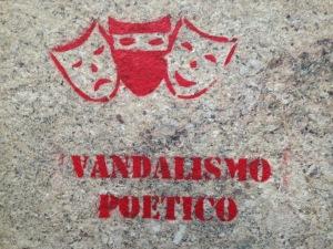 In the streets of Rio de Janeiro