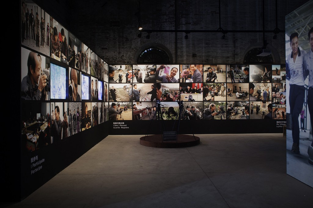Wu Wenguang at the Chinese Pavilion – Venice Biennale 2015